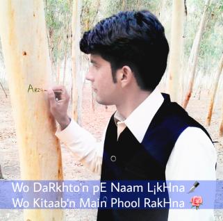 Wo Darakhton pE name likhNa 31-12-2016