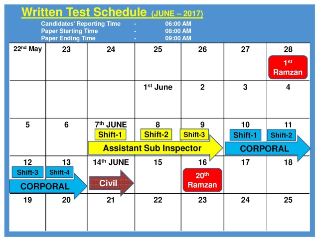 Schedule-01